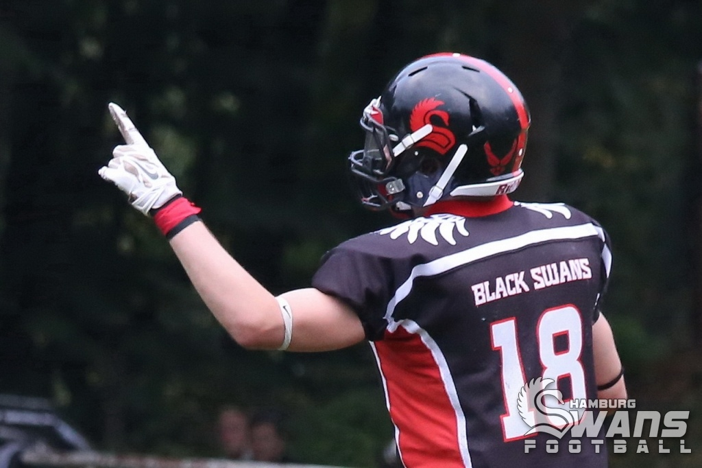 2014-09-06-Hamburg Black Swans vs. Kiel Baltic Hurricanes II