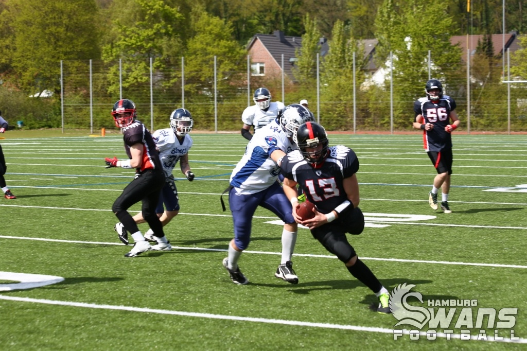 2015-05-02-Black Swans vs. Flensburg Sealords