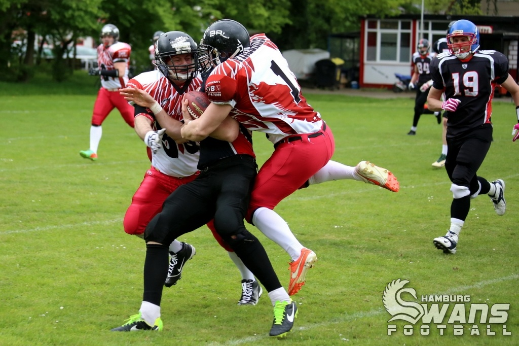 2015-05-09-Bremen Firebirs vs. Black Swans