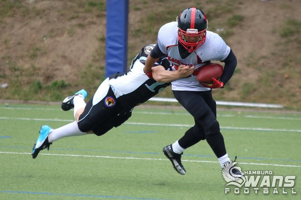 2015-07-12 Hamburg Ravens vs. Black Swans