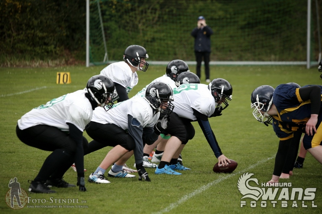 2016-04-23-Buxtehude United Dragons vs. Iron Swans