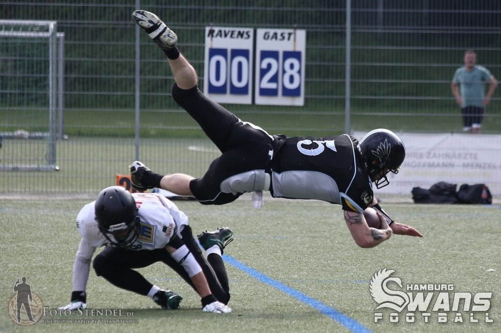 2016-05-29 Ravens vs. Black Swans