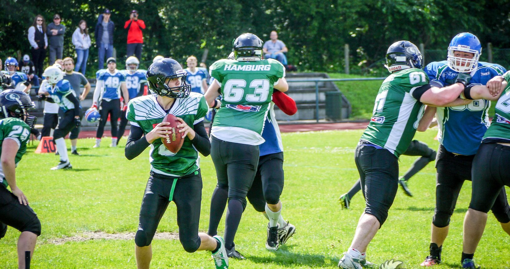 2017-07-02 Hamburg Iron Swans vs. Norderstedt Mustangs