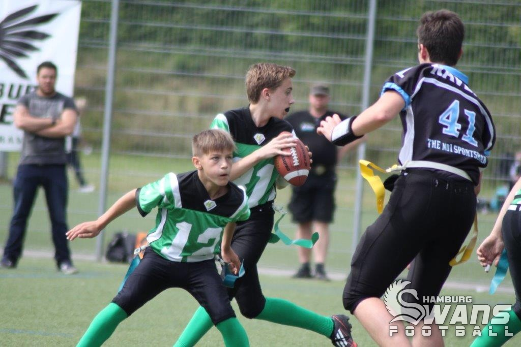 2014-07-05-Young Ravens vs. Junior Swans